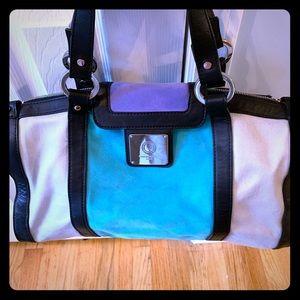 Nearly new bag by European designer SEQUIOA